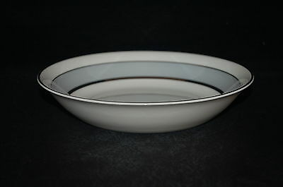 Pope Gosser Silver Dawn Coupe Soup Bowl VGC