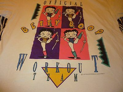 Vintage Betty Boop Shirt ( Used Size XL ) Very Nice Condition!!!