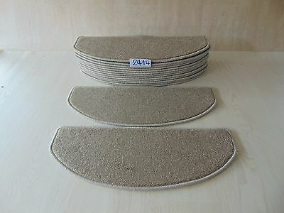Open Plan Stair Carpet Pads / treads 65 cm x 24 cm  15 off  2414-2