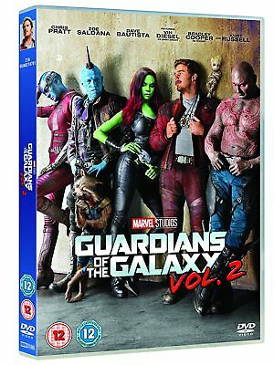 GUARDIANS OF THE GALAXY VOL 2 * Brand New and Sealed * Free UK Postage