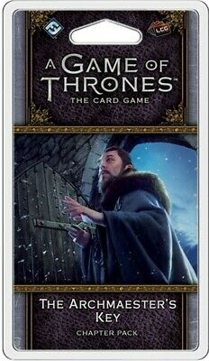 The Archmaester's Key Fantasy Flight Games Brand New A Game of Thrones