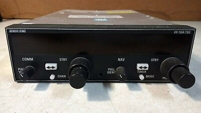 Bendix/King KX 155A 28v Nav/Com with Glide Slope