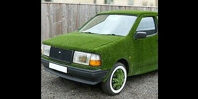 Grass Car, Road Legal Promotional Vehicle, 27k Miles, AstroTurf, lawn / garden