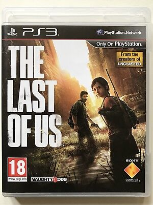 The Last Of Us (Playstation 3 Game) Ps3 Game (122)
