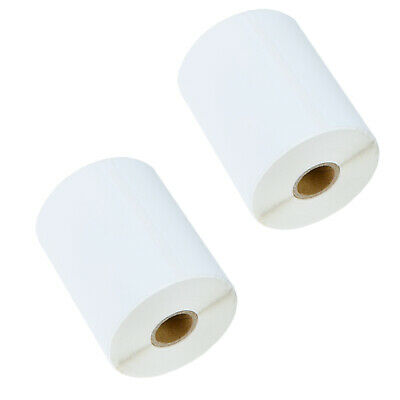 2 Rolls 4x6 220/Roll Thermal Labels Compatible for Dymo LabelWriter 1744907 4XL