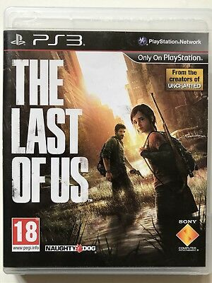 The Last Of Us (Playstation 3 Game) Ps3 Game (138)