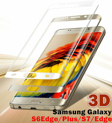 Galaxy S6/S7/EDGE/PLUS INCURVE 3D - FILM DE PROTECTION PROTEGE ÉCRAN SAMSUNG