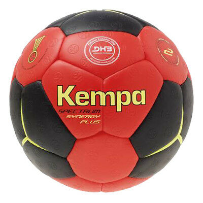 Kempa Spectrum Synergy Primo Handball Trainingsball schwarz/rot 0 1 200187901
