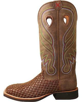 914eb959bf7 TWISTED X WOMEN'S Lite Cowgirl Steel Toe Square Toe Work Boots ...