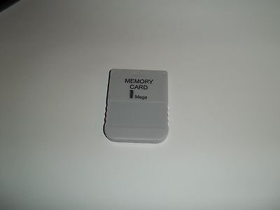 1 Mb Memory Card for Sony PlayStation 1 PS1