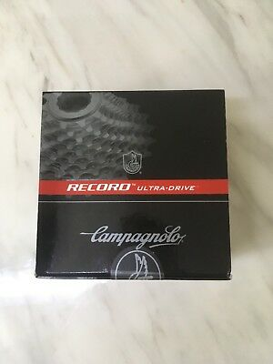 Campagnolo Record ULTRA-DRIVE 8 Speed Road Bike Cassette 13-26 boxed Bulk Buy