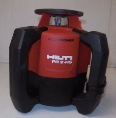 (N95959) Hilti PR 2-HS Rotating Laser Level