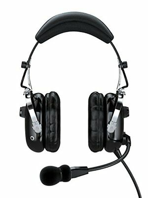 FARO G2 ANR (Active Noise Reduction) Premium Pilot Aviation Headset with Mp3 ...