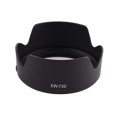EW-73D Lens Hood Shade Protector Cover For EF-S 18-135mm f/3.5-5.6 IS L5S7