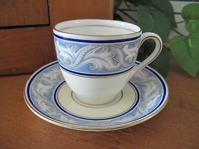 Royal Doulton THE TEWKESBURY H4793 Demitasse Cup and Saucer