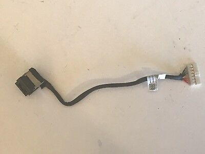 DELL 15-3878 3542  3541 15-3000 SERIES Power Jack with Cable KF5K5 0KF5K5 90H70