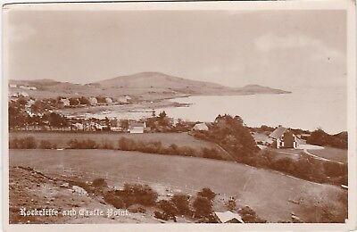 General View & Castle Point, ROCKCLIFFE, Kirkcudbrightshire RP