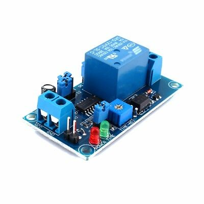 12V Power-delay Relay Timer Delay Switch Circuit Module Better Than NE555 Chip