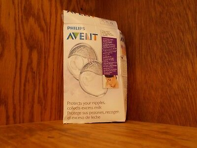 Philips AVENT Comfort Breast Shell Set, 2ct