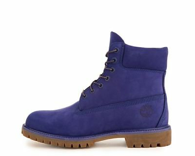 TIMBERLAND Men's Premium 6 inch Classic BOOTS TB0A1P5U Royal Blue Waterbuck