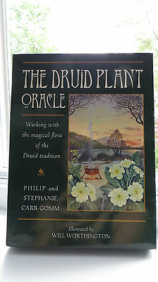 The Druid Plant Oracle Set (Cards and Book) - Carr-Gomm