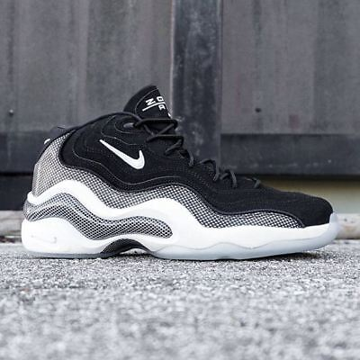 newest collection ed89c 05a1a Nike Air Zoom Flight 96 size 13. Black. 317980-002 Jason Kidd Carbon