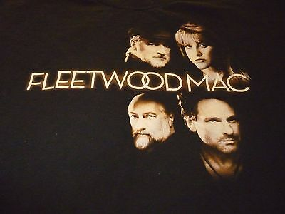 Fleetwood Mac Tour Shirt ( used Size 2XL ) Very Good Condition!!!