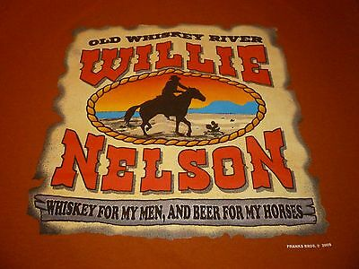 Willie Nelson Shirt ( Used Size XL ) Nice Condition!!!