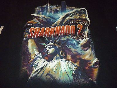 Sharknado 2 Shirt ( Used Size XL ) Very Good Condition!!!