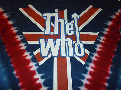 The Who  Shirt ( Used Size M ) Good Condition!!!