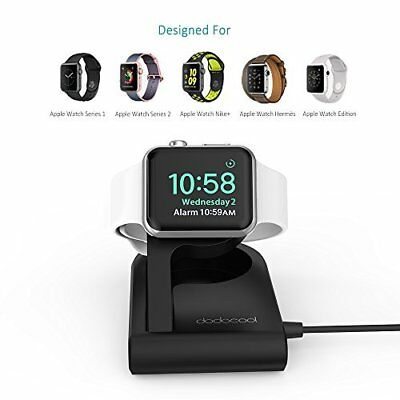 Charging Dock Watch Stand Smart Apple Watch Charger for 38mm & 42mm Apple Watch