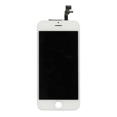 White LCD Display Touch Screen Digitizer Glass Replacement For iphone 6 4.7