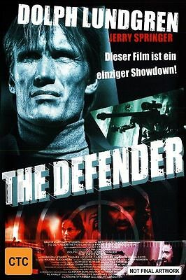 The Defender (DVD, 2005) - Region 4
