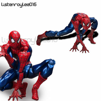 Amazing Spider-Man SpiderMan Variable Posable Doll Action Figure Statue 3D Model