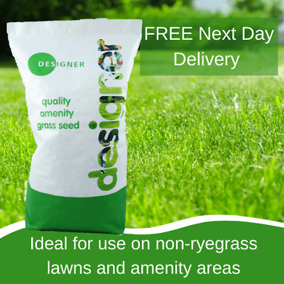 2.5Kg Formal Lawn Grass Seed Super Quick Germination See Results In Days