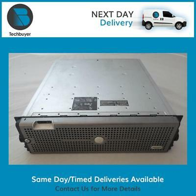 DELL POWERVAULT MD1000 STORAGE ENCLOSURE 2 x PSU 2 x CONTROLLER - MD1000