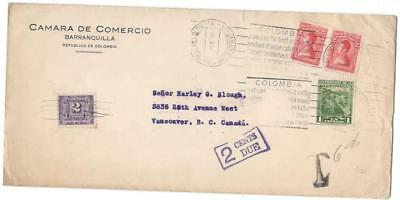 a1072 Colombia cover  Feb 1933
