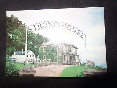 Postcard - Strone -Dunoon Firth  Strone House - Macintyres Tearooms c1960 1-99