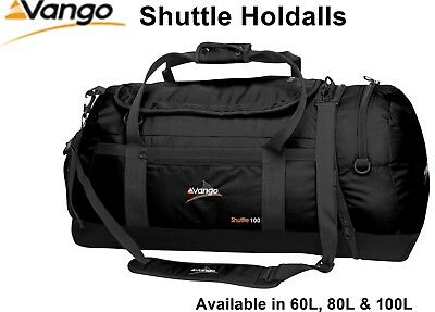Vango Shuttle Holdall - Ideal for frequent flyers or a gym/sports bag