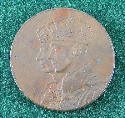 1939 Royal Visit to Canada Token Coin SB3145