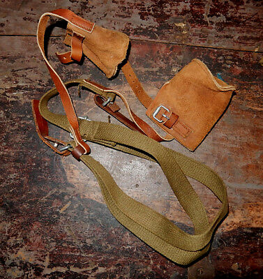 RPG 2 Sling with leather covers Vietnam Era NOS Very Rare