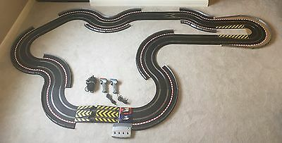Scalextric Digital Super Karts Layout with Hairpin & 2 Cars C1334 *Brand New*