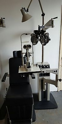 Marco Ophthalmic  Chair and Stand