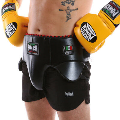 NEW PUNCH Boxing Groin Guard - Mexican Style Groin Boxing Pro Guard HI QUALITY