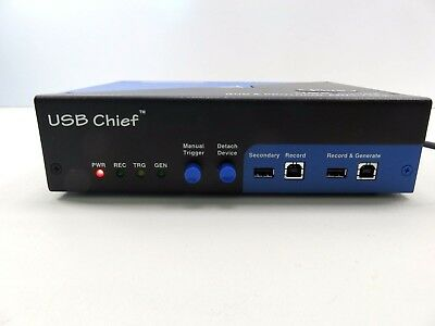 Catc U-CHF-A128 USB Chief Bus & Protocol Analyzer