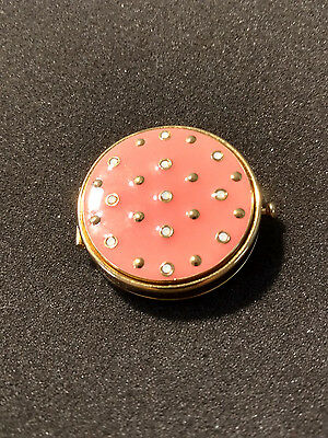 Estee Lauder TWINKLING PINK LUCIDITY COMPACT Powder