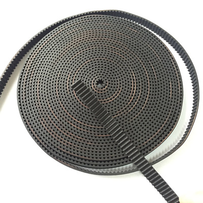HICTOP 5 Meters GT2 2mm Pitch 6mm Wide Timing Belt for RepRap 3D Printer Prusa I