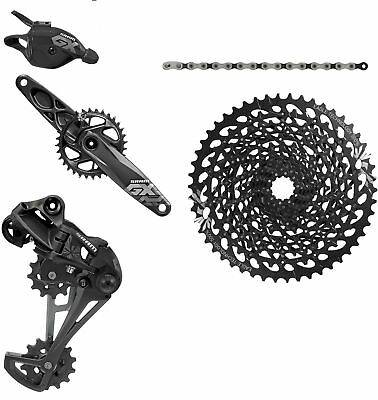 SRAM GX Eagle 175mm BB30 32T Trigger Shift 12sp MTB Groupset