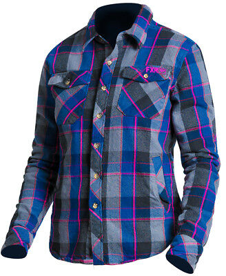 FXR Women's Timber Plaid Shirt 2018