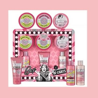 Soap And Glory Box Of Delights - Christmas Gift Set 2017